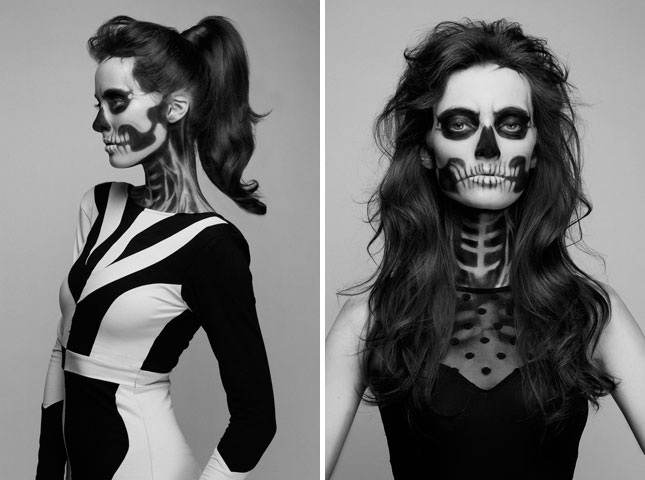 12 stunning scary halloween costume ideas - Stunning Halloween Costumes