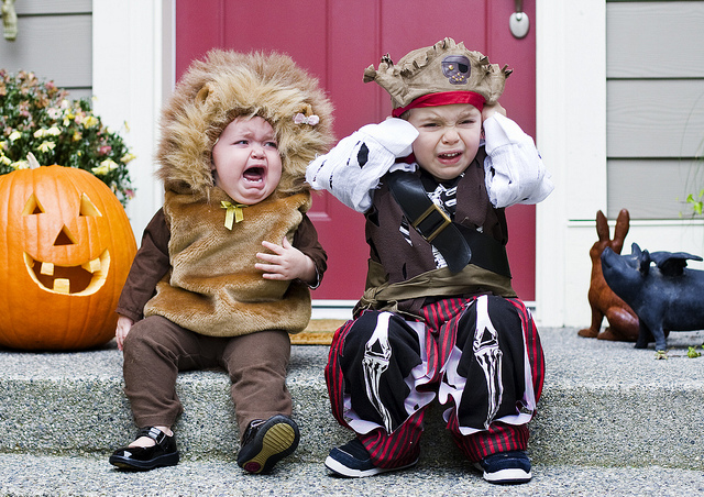 Top 18 Cutest Children Halloween Cosplay