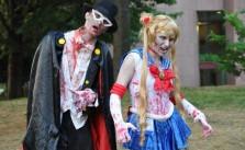 Top 8 Halloween Theme Sailor Moon Cosplay Photos