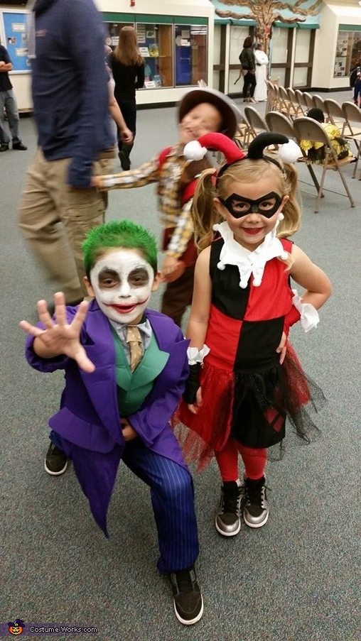 Top 18 Cutest Children Halloween Cosplay - Rolecosplay
