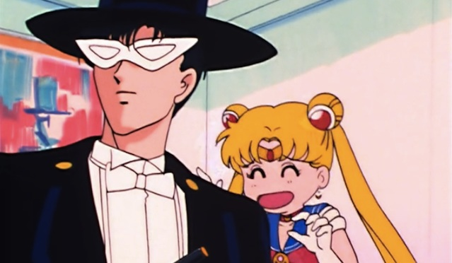 10 reasons why everyone but sailor moon knows tuxedo mask