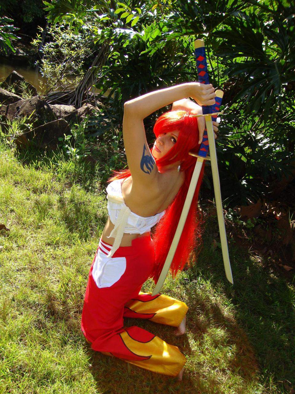 Top 15 Erza Scarlet Cosplay from Fairy Tail