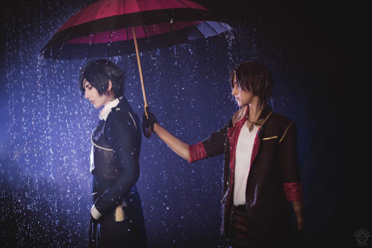 Top 20 ToukenRanbu Cosplay Photos Bring You into Fantastic Game World