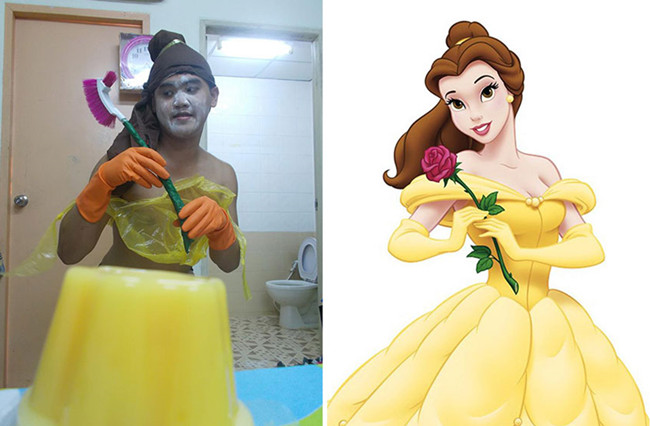 9 Low Cost Cosplay Costumes From Household Objects