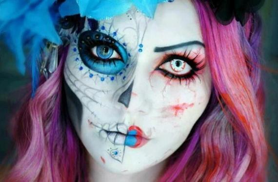 20 Halloween Creepy Cosplay Ideas