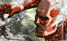 Awesome Titan Cosplay Show Attack on Titan in Reality