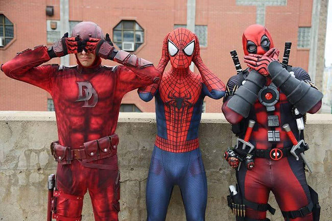 Funny And Awesome Cosplay