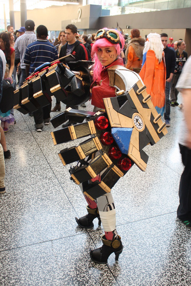 Funny And Awesome Cosplay - Rolecosplay