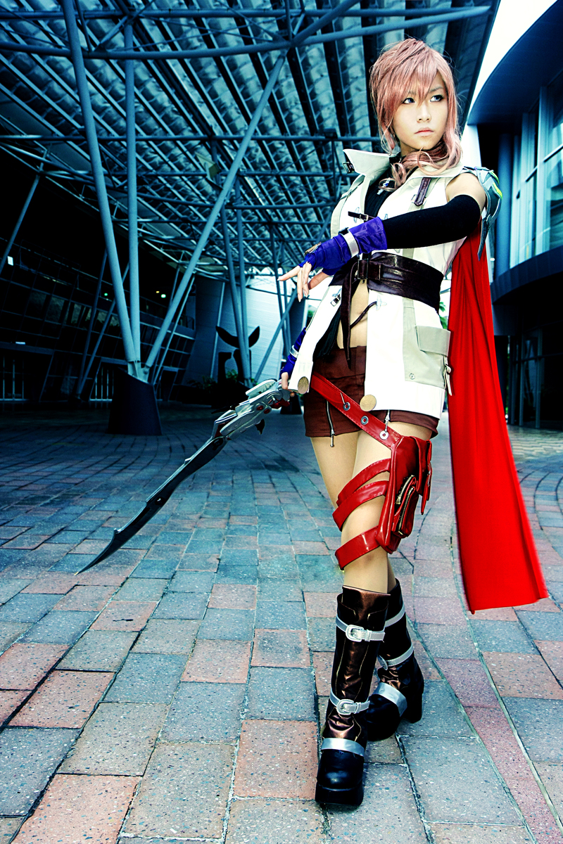 Final fantasy xiii serah sell out 2 3d - 1 part 8