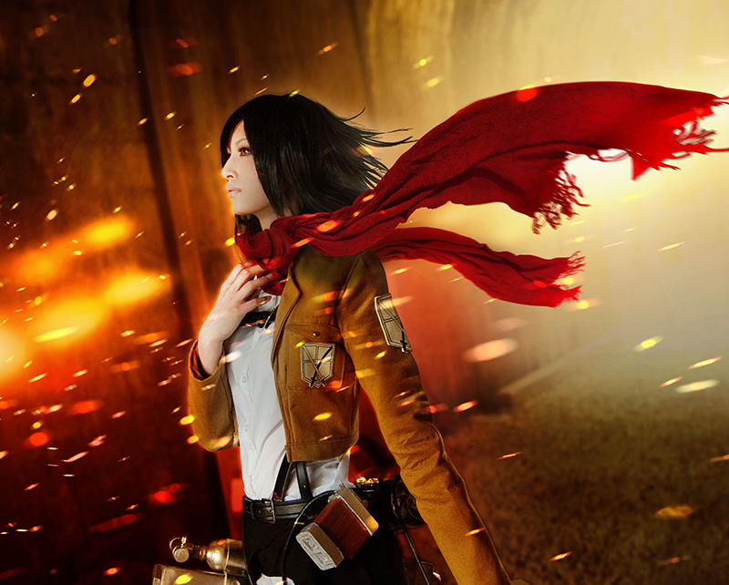 15 best attack on titan cosplay rolecosplay
