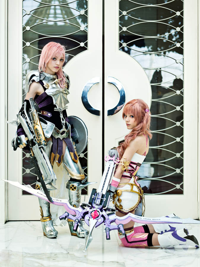 Top 20 Final Fantasy Role Cosplay