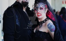 13 Great Vampire Cosplay Ideas for Women Halloween Costumes