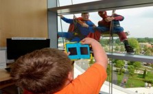 Window Cleaners at Children's Hospital8