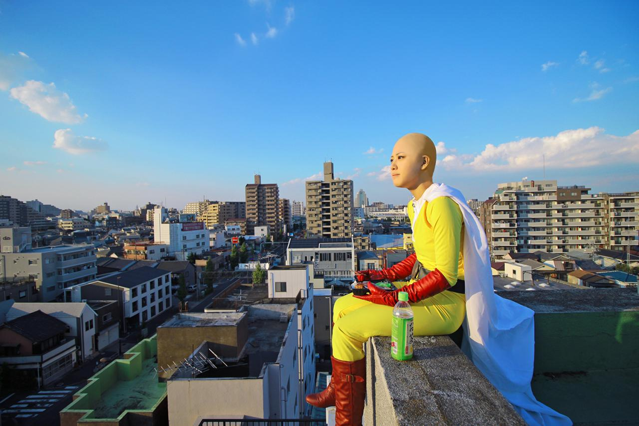Top 16 One Punch Man Cosplay[RECOMMENDED] - Rolecosplay Young Businessman Fashion