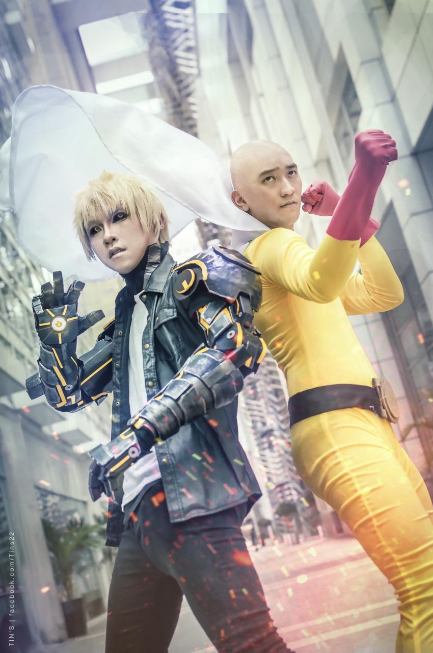 Top 16 One Punch Man Cosplay[RECOMMENDED]
