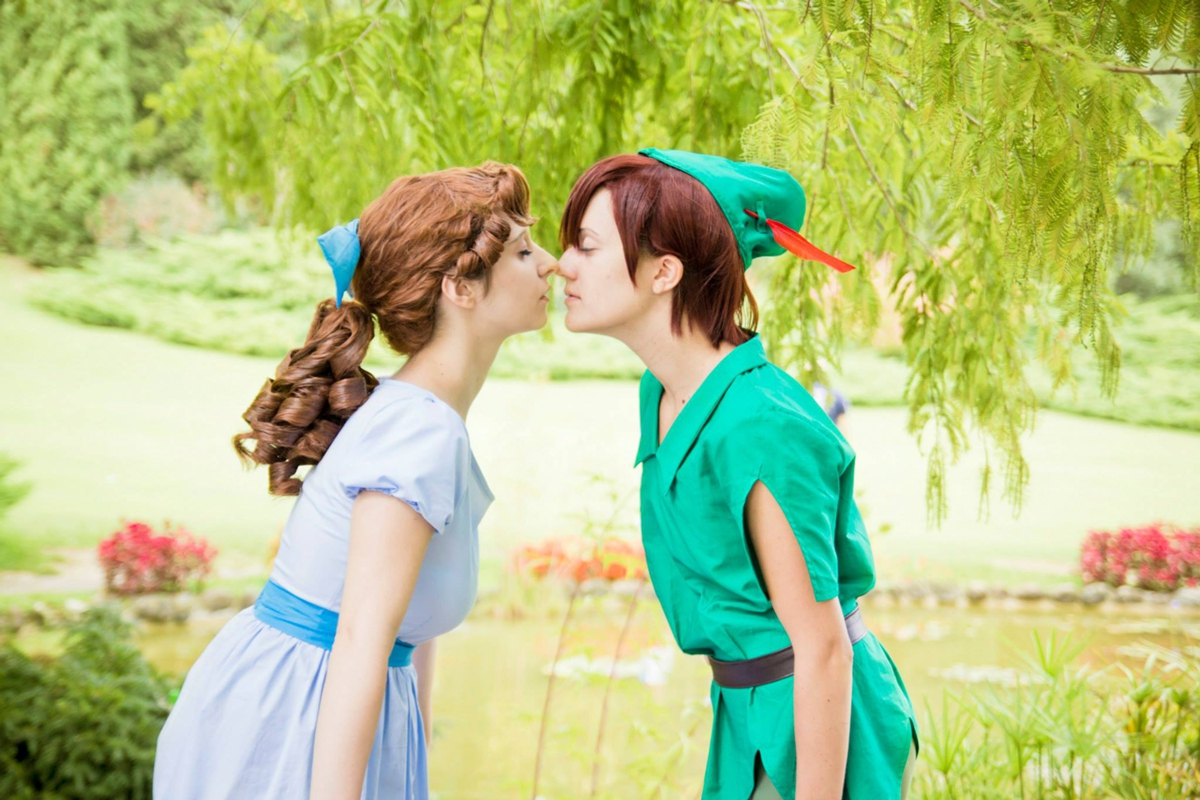 Really. peter pan and wendy hope, you