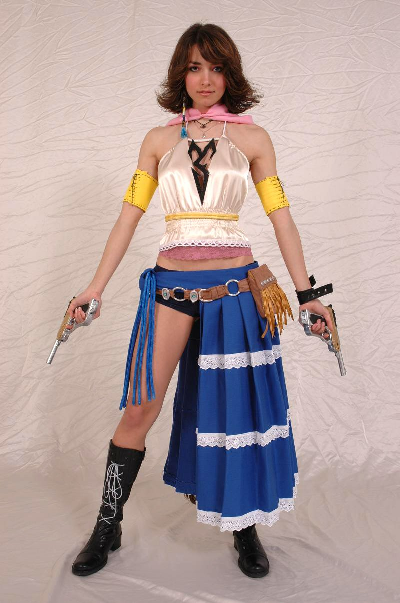 final fantasy cosplay 15 pics   rolecosplay