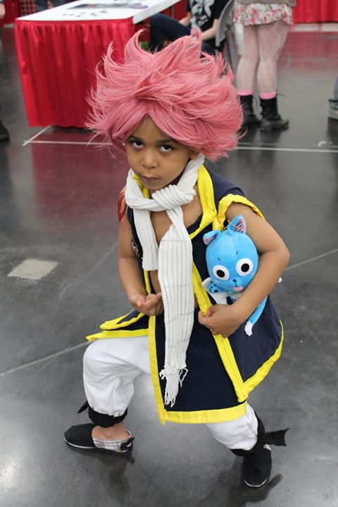 Top 9 Cutest Baby Cosplay - Rolecosplay