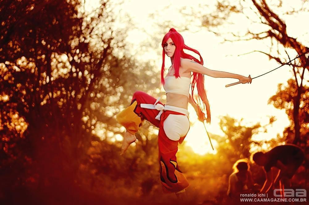 Fairy Tail Cosplay[20+Pics] Lucy Heartfilia, Natsu Dragneel, Erza Scarlet, Gray Fullbuster, Juvia Loxar