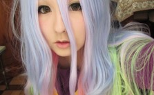 Review: Cosplay Wig - Shiro No Game No Life (from Rolecosplay)