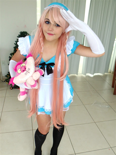 Review cosplay wig IA. from RoleCosplay