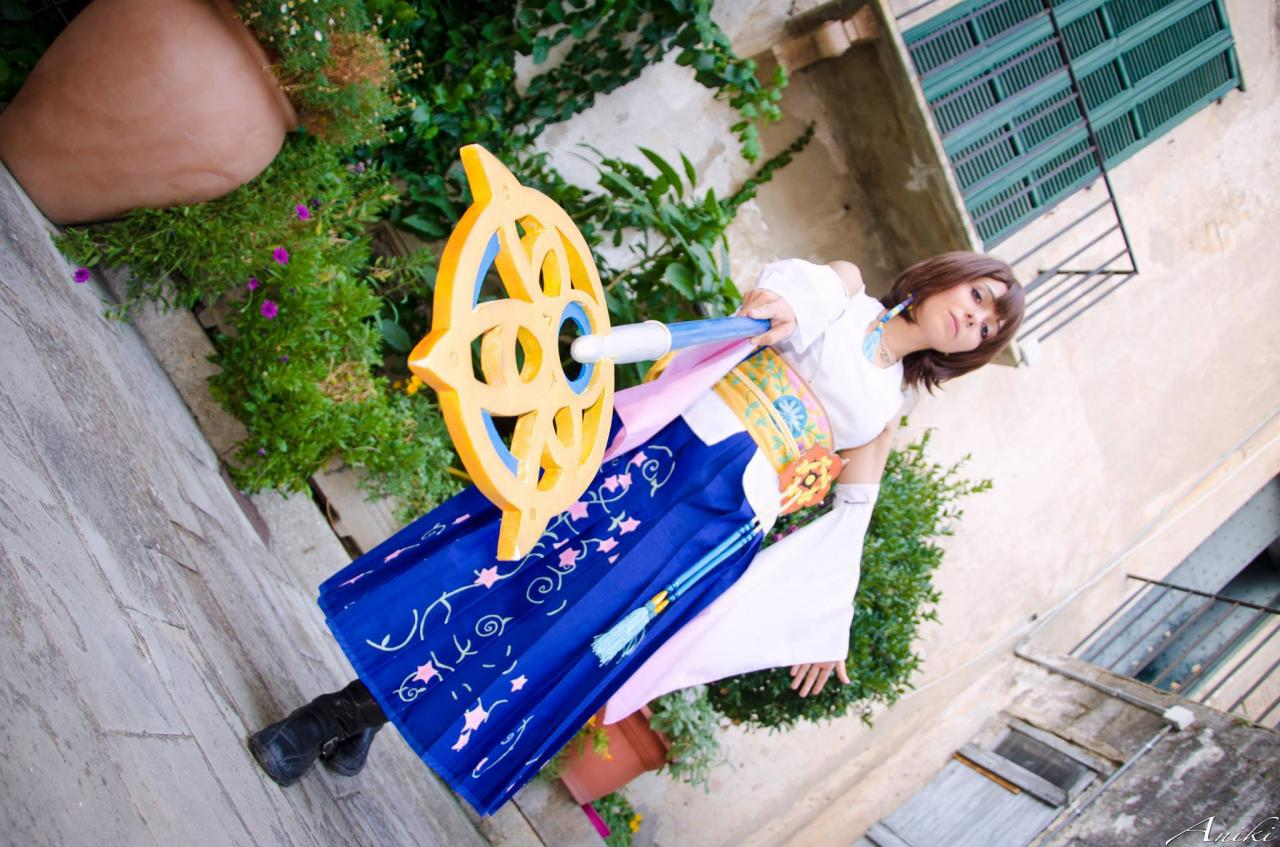 Final Fantasy and Final Fantasy Cosplay Becomes Another Most Popular Topic