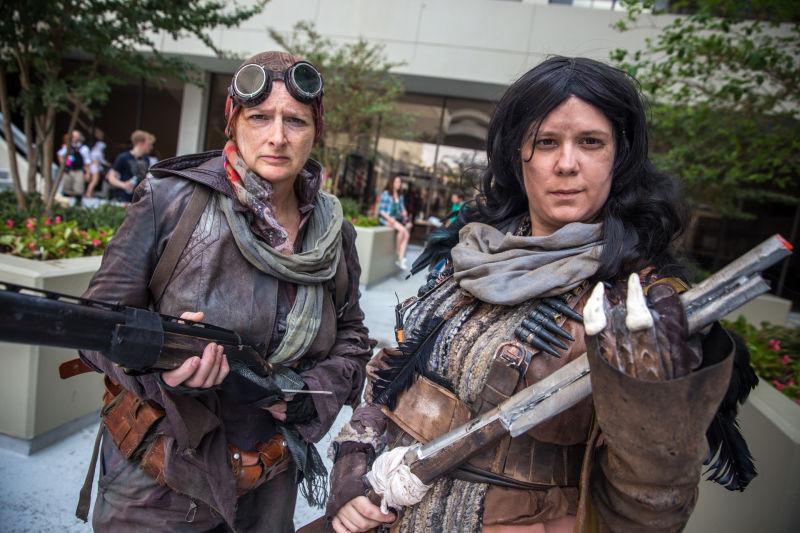 Great Costumes on Dragon Con (40+Pics)