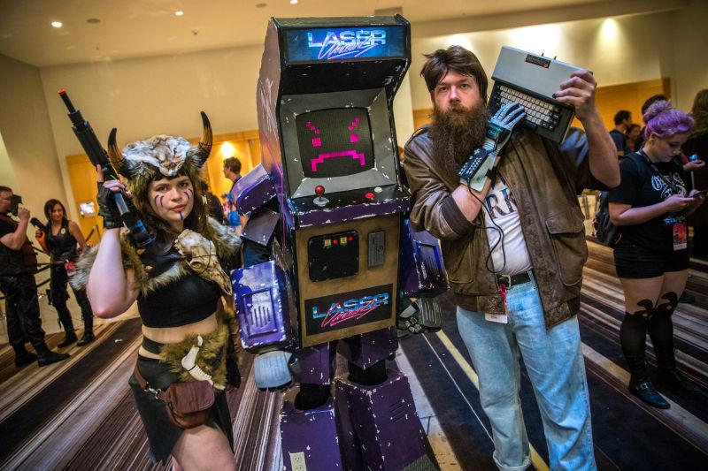kung fury arcade machine