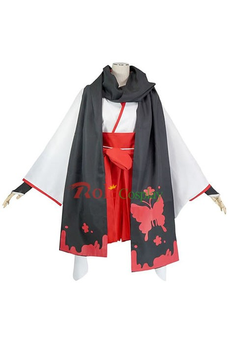 Inu X Boku SS Ririchiyo Shirakiin Cosplay Costume Review