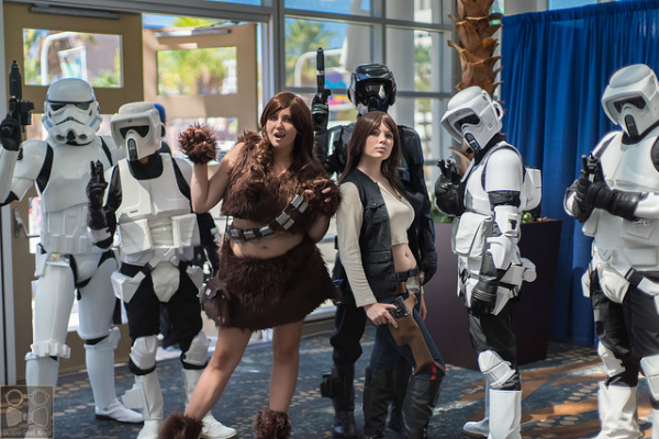 Top 10 Best Star Wars Character Cosplay Ever