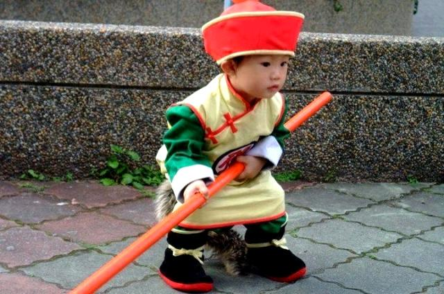 Top 9 Cute Kids Dragon Ball Z Cosplay