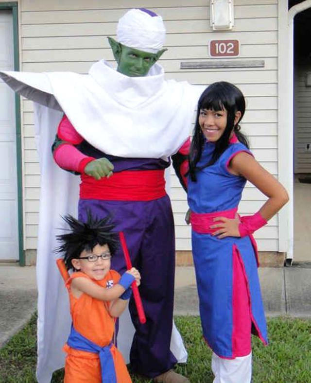 766c47f8d83c3 Top 9 Cute Kids Dragon Ball Z Cosplay - Rolecosplay