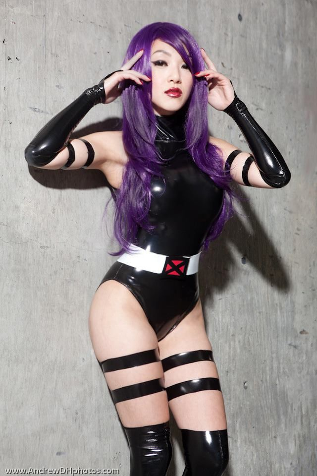 Psylocke Cosplay Shows you Best Cosplay Collection