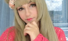 Review Wig - Kotori Minami (From Role Cosplay)