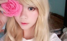 Rolecosplay Wig Review: 90cm/32inch Long Blonde Cosplay Wig
