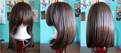 Mikasa Wig Review From Rolecosplay