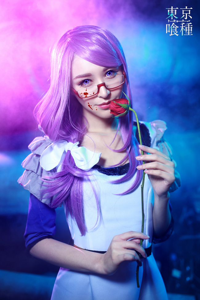 13 Best Tokyo Ghoul Rize Kamishiro Cosplay Rolecosplay