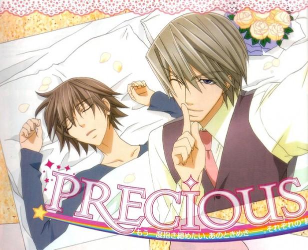 13 Usami and Misaki