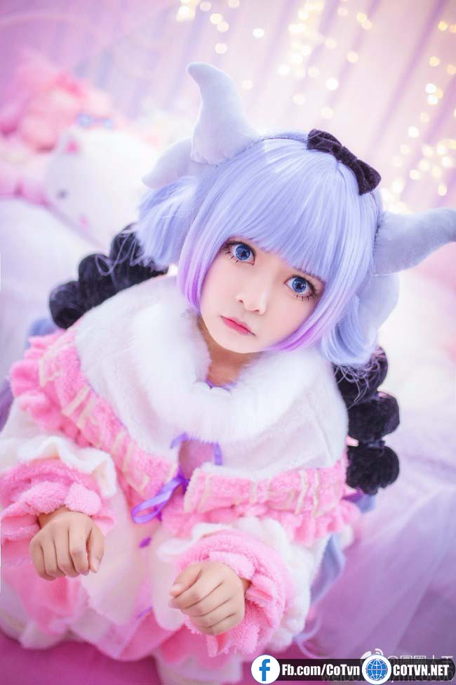 top 10 poses for kanna kamui cosplay - miss kobayashi u0026 39 s dragon maid