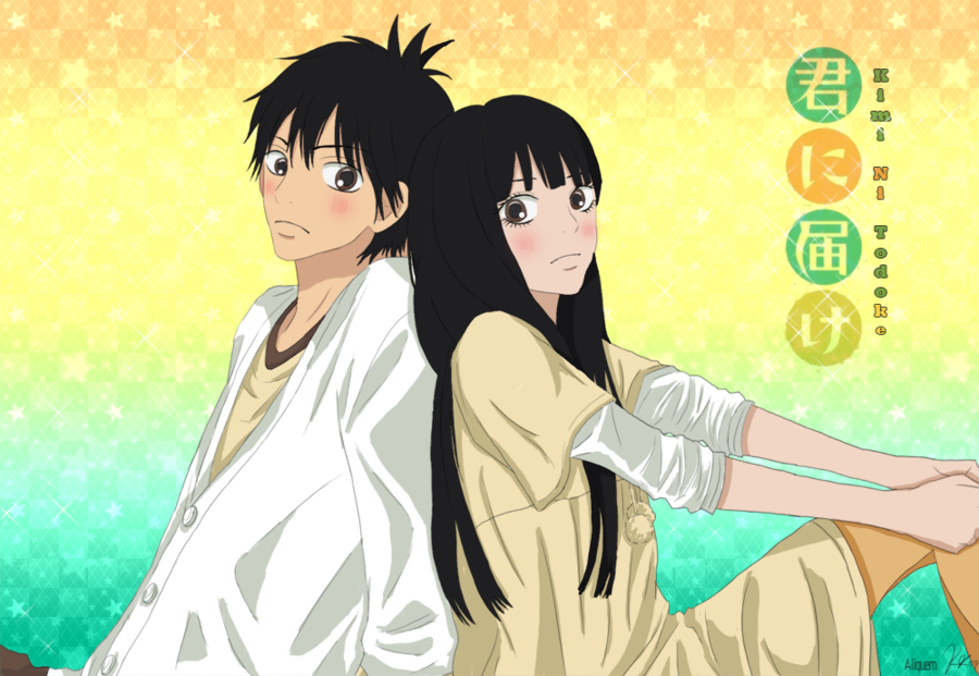 9 Sawako and Shouta