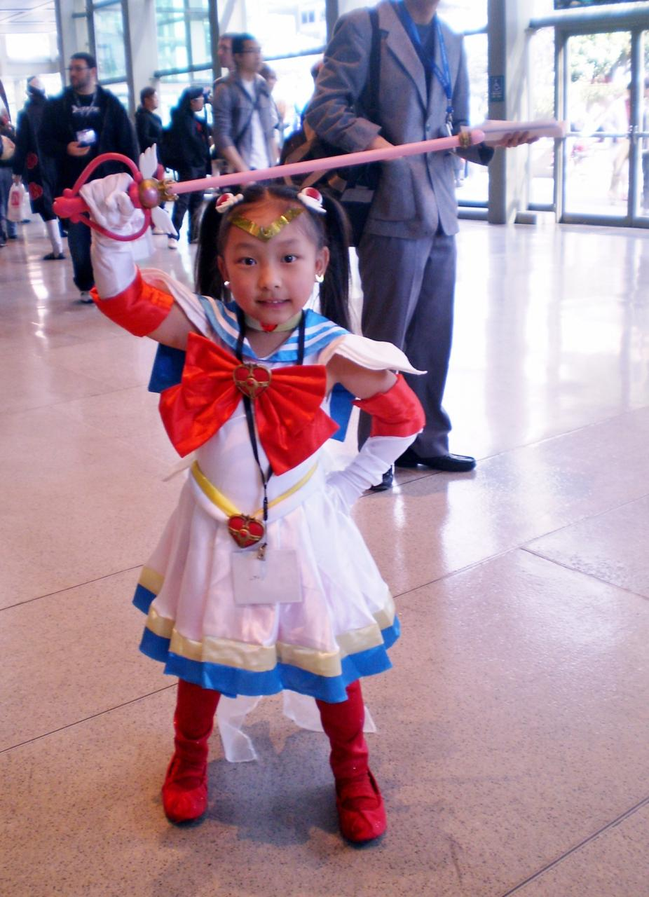 18 Cute Sailor Moon Cosplay Will Make You Cry