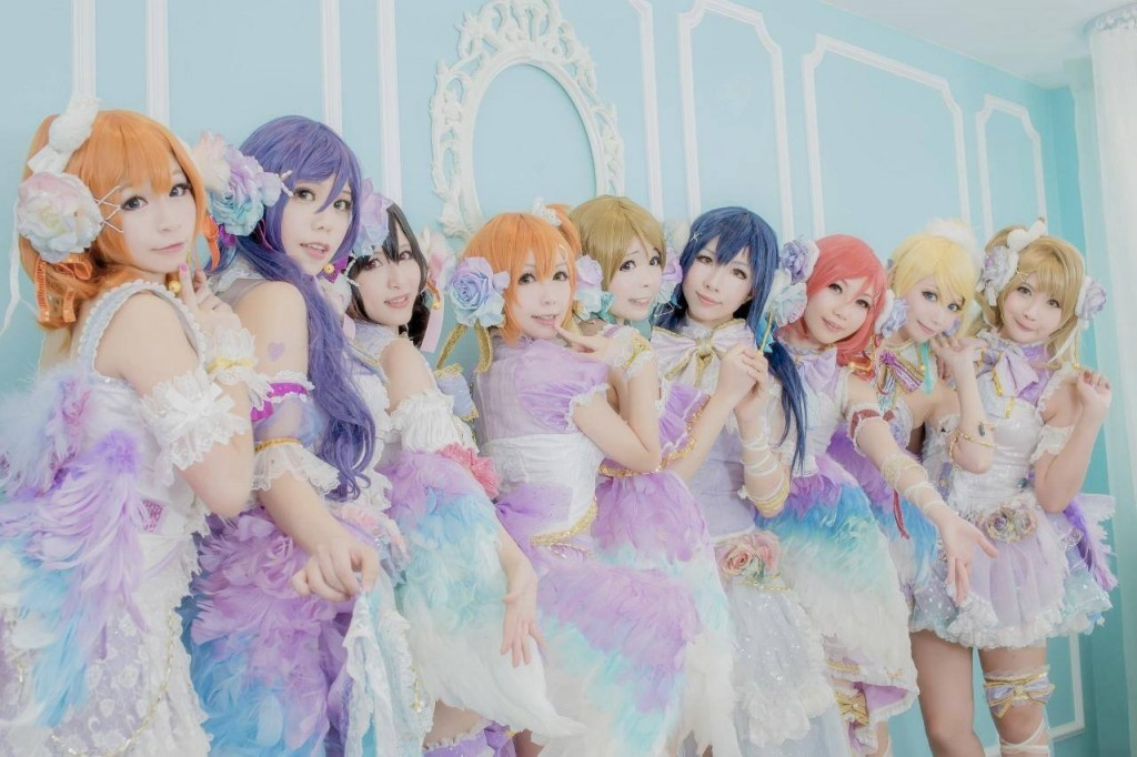 lovelive white day