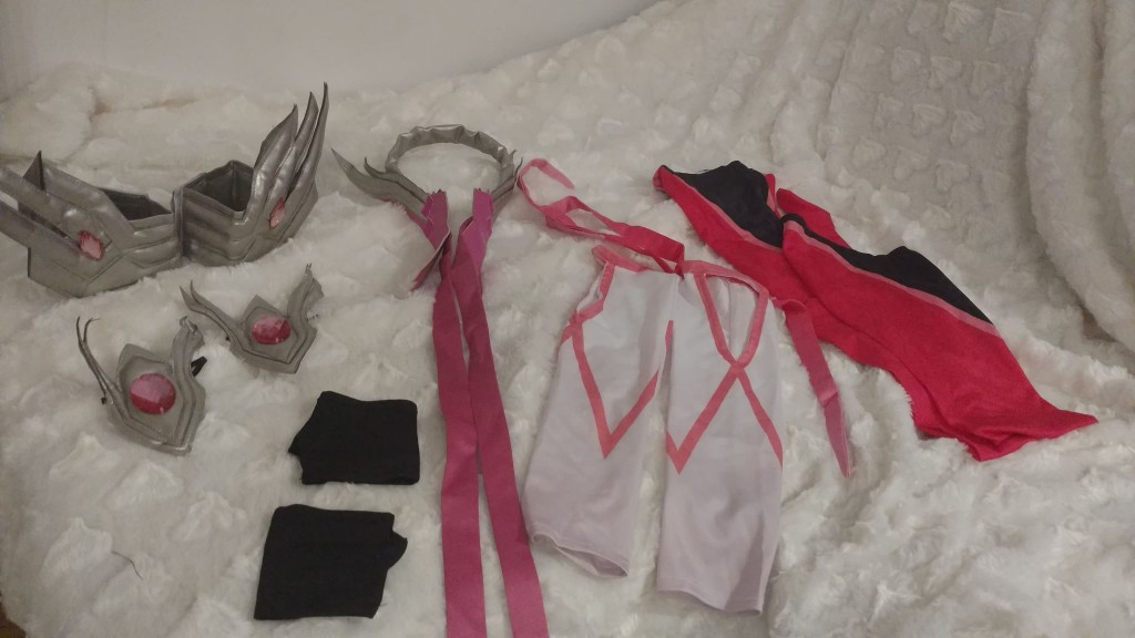 Pink Mercy Cosplay Review by Yukeshiro-4