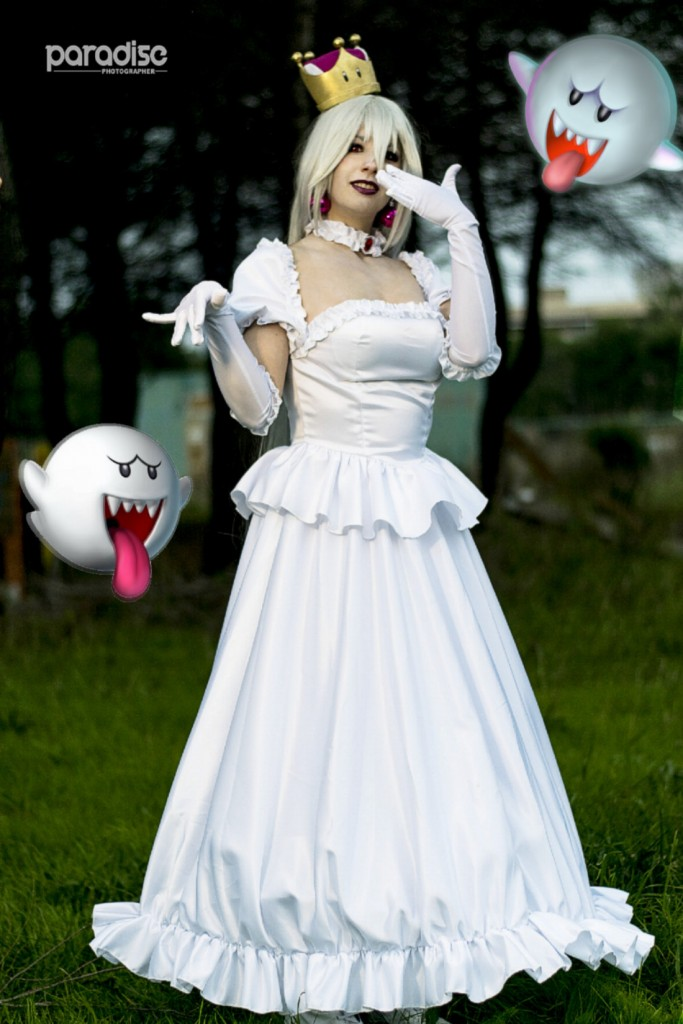 Super Mario Bros. U Deluxe Booette Cosplay and Wig Review by  kaedeshiranui-3