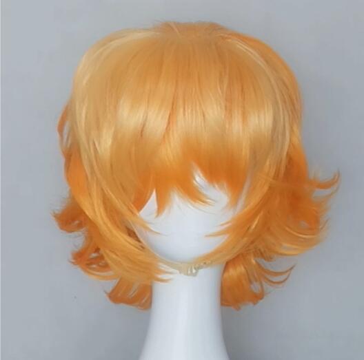 The promised neverland, Emma wig tutorial 1