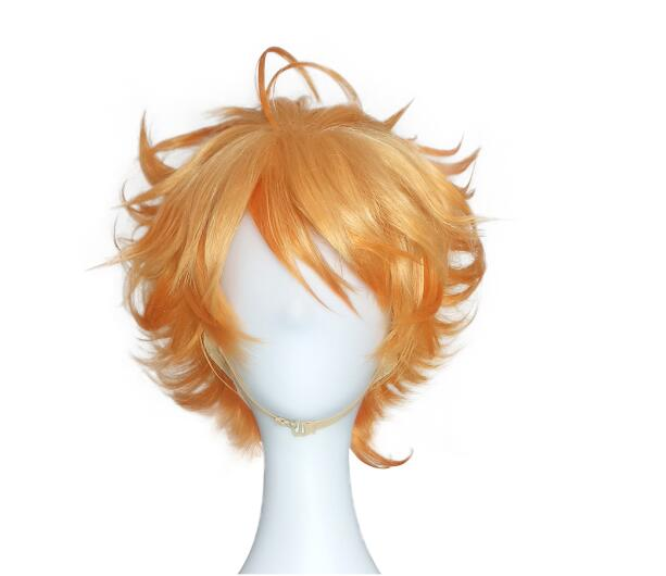 The promised neverland, Emma wig tutorial 8