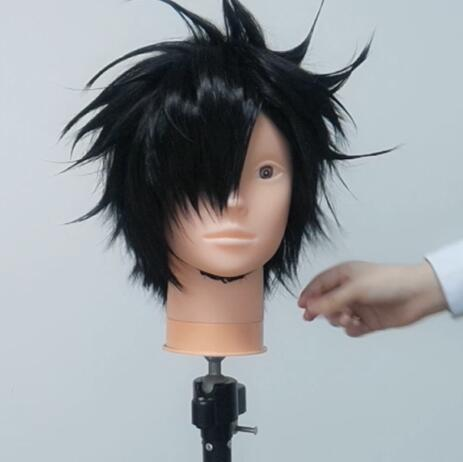 The promised neverland, Ray wig tutorial4