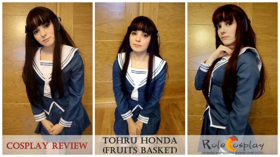 Fruits Basket Honda Tooru Cosplay Review1