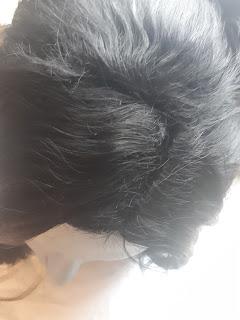 BNHA Momo Yaoyorozu Wig Review by CandyPie (3)