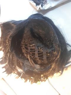 BNHA Momo Yaoyorozu Wig Review by CandyPie (8)